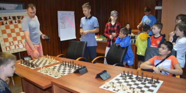 Шахматные сборы в АВГУСТЕ