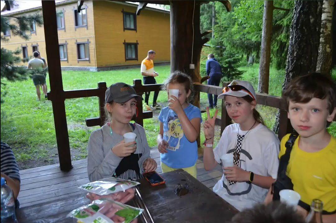 Шахматный летний лагерь в Долина ИвВолга