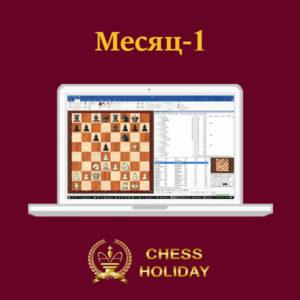 Месяц онлайн-занятий шахматами