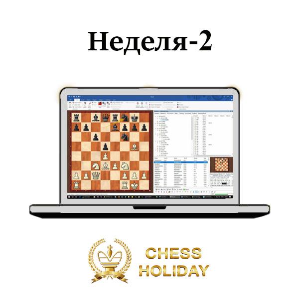 Онлайн-занятия шахматами для детей